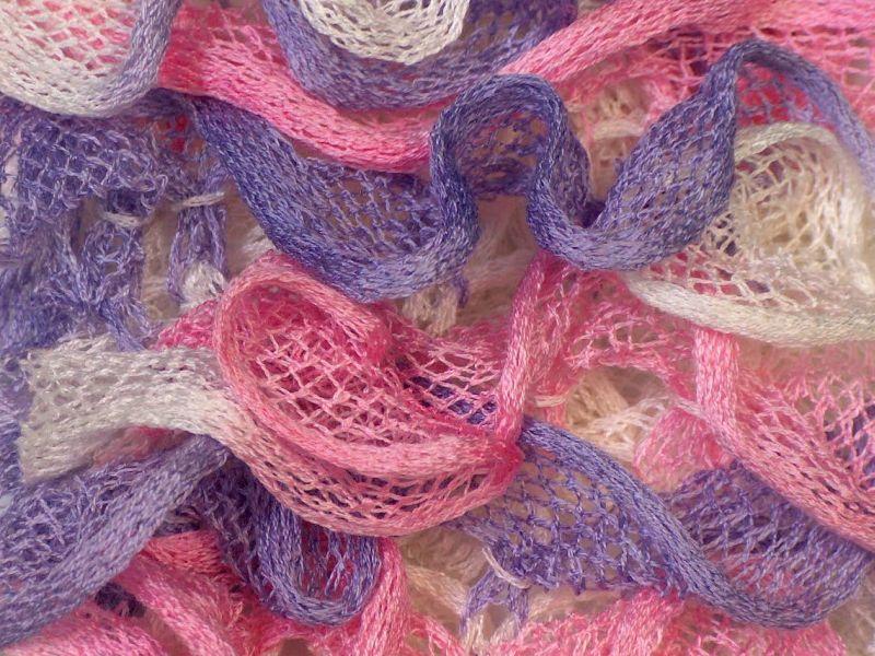 Acacia Yarns Fishnet Yarn In Colorway 217