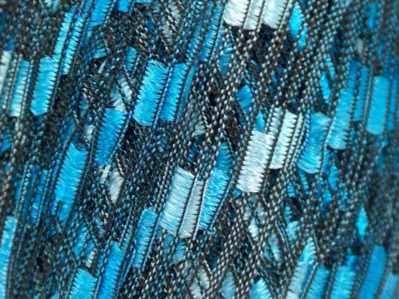 Acacia Yarns Fancy Ladder Yarn in Colorway 041 (replaces 005)