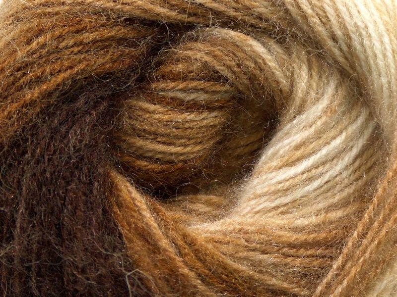 Acacia Yarns Mohair Stripes Fine Colorway 006