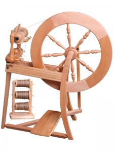 Spinning Wheels and Equipment