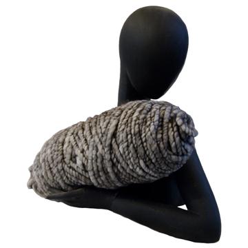 BagSmith Big Stitch Yarn - Grey