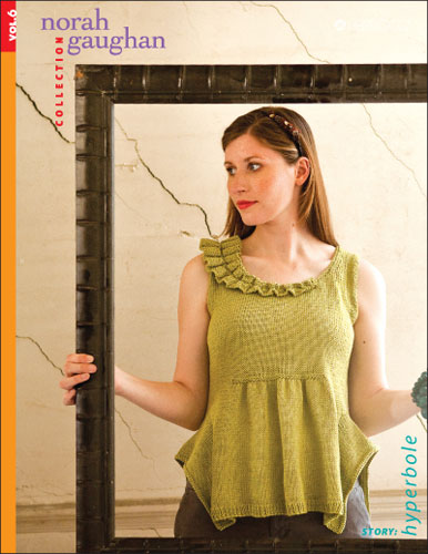 Norah Gaughan Collection Vol 6 Pattern Book