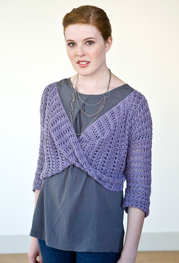 Cloud in Berroco Pure Pima Yarn Free Pattern