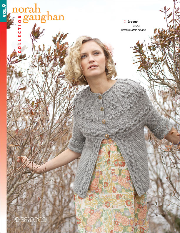 Norah Gaughan Collection Vol 9 Pattern Book