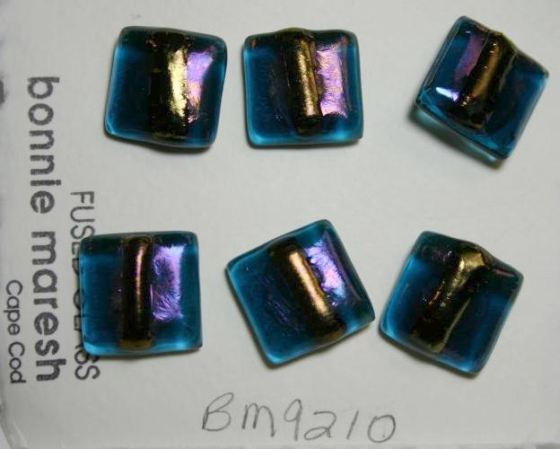 Bonnie Maresh Fused Glass Buttons - Medium BM9210
