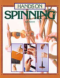 Hands on Spinning Book by Lee Raven