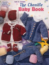 Chenille Baby Book 1282