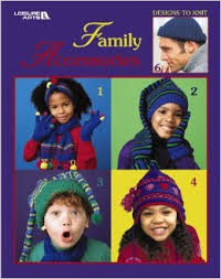 Family Accessories Designs to Knit - 3550