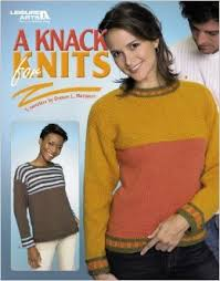 A Knack for Knits - 5 Sweaters by Doreen L. Marquart - 3798
