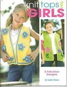Knit Tops for Girls - 3913