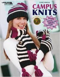 Campus Knits - 9 Knit Designs - 3985