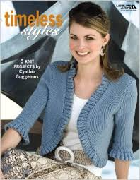 Timeless Styles - 5 Knit Projects - 4467