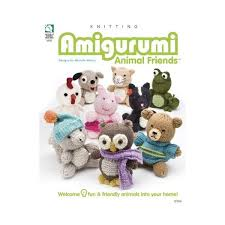 Amigurumi Knits: Animal Friends by Michele Wilcox