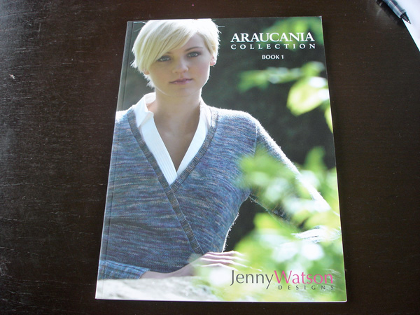 Araucania Collection Book 1 by Jenny Watson