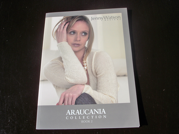 Araucania Collection Book 2 by Jenny Watson