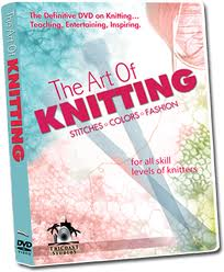 The Art of Knitting - Stitches Colors Fashion - DVD