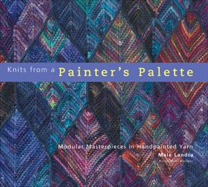 Knits From A Painters Pallette Book By Maie Landra