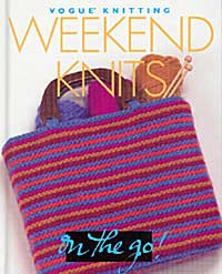 Vogue Knitting Weekend Knits Book By Trisha Malcolm