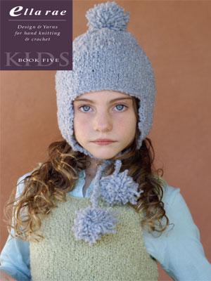 Ella Rae Knitting Pattern Books : Ella Rae Book 5- Designs And Yarns For Hand Knitting And ...