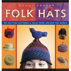 Folk Hats book by Vicki Square