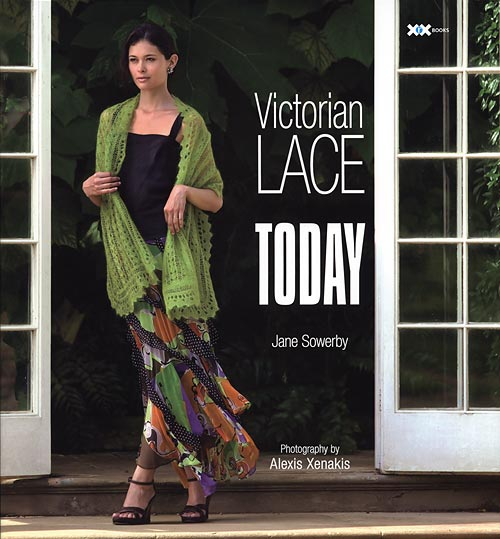 Victorian Lace Today Book By Jane Sowerby