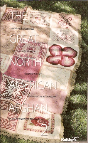 The Great North American Afghan Pattern Book