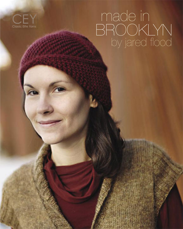 Made In Brooklyn 9108 for Classic Elite Yarns