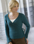 eBay: ballet cardigan knitting pattern