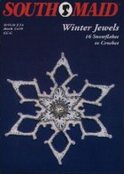 Winter Jewels - 16 Snowflakes to Crochet by Trish Kristoffersen