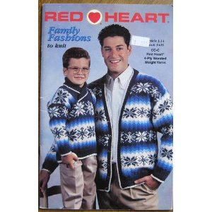 Family Fashions to Knit