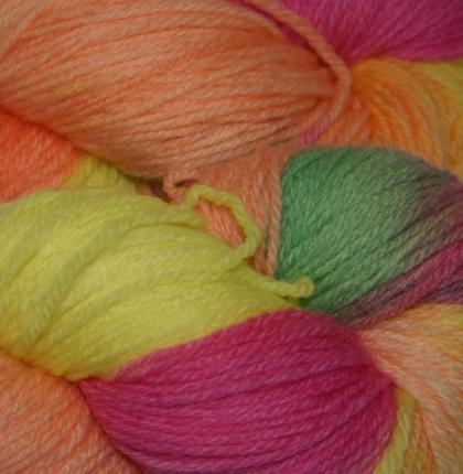 Funky Monkey Handpaints Sock Yarn - Summer Fun