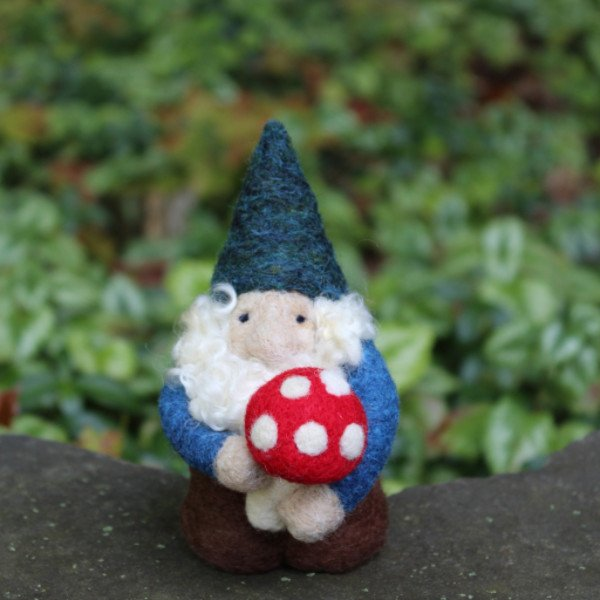 Gnome of the Year -  Needle Felting Kit