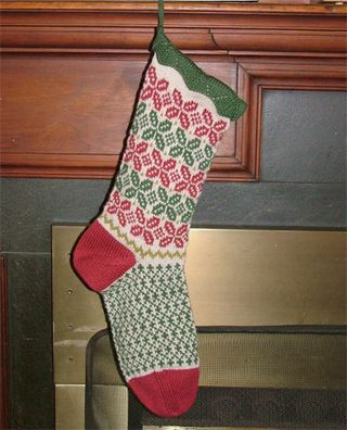 Pepitas Christmas Stocking Kit