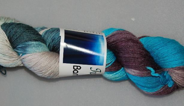 Ivy Brambles Bamboo Silk Sock Yarn 015 Deep Sea