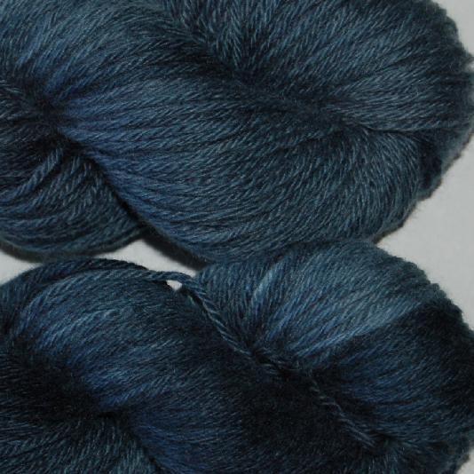 Ivy Brambles Cashmere 4-Ply Yarn - 127 Night Sky