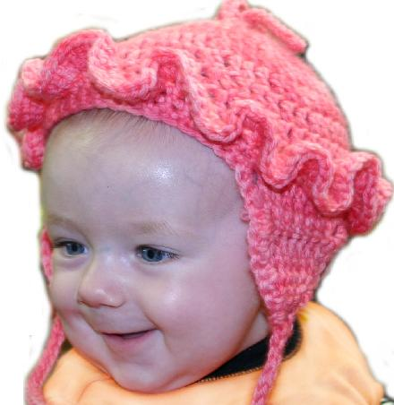 Crochet hat patterns for babies design patterns catalog