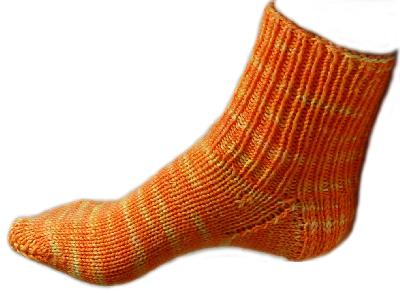 Ivy Brambles Nancys Walking and Talking Socks Pattern for Worsted Yarn