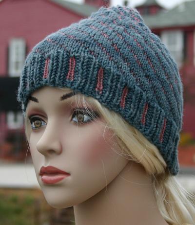 Ivy Brambles Swarly Hat Pattern by Patti Waters