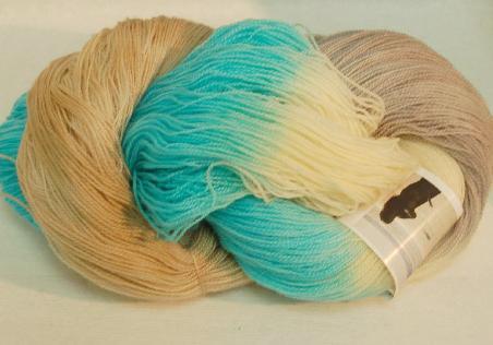 Ivy Brambles Romantica Merino Lace Yarn - 011 A Day At The Beach