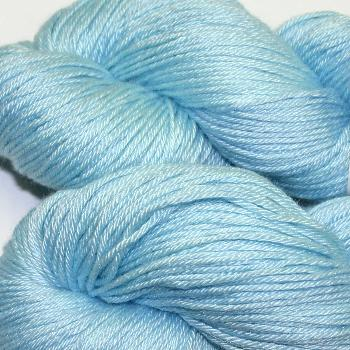Ivy Brambles Silky Merino Light Yarn - Bluebell Woods