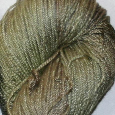 Ivy Brambles Silky Merino Light Yarn - Pine Tree