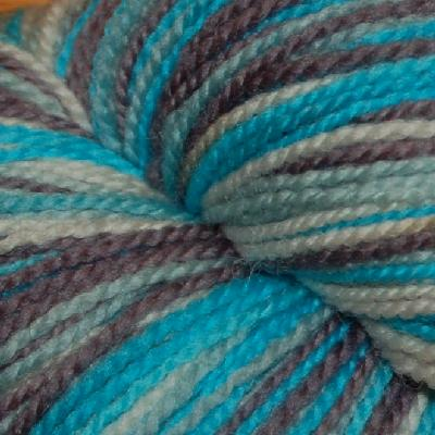 Ivy Brambles SockScene Sock Yarn - 015 Deep Sea