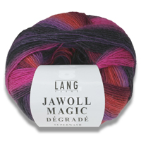 Lang Yarns Sockenwolle Jawoll Magic Degrade Yarn