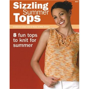 Sizzling Summer Tops (Leisure Arts #4487)
