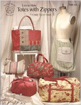Easy To Make Totes With Zippers Taylor Made Designs