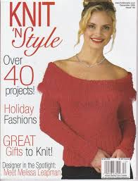 Knit n Style Issue 146 December 2006