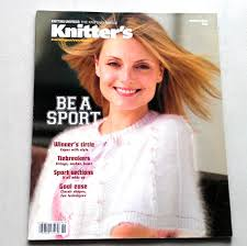 Knitter's Magazine Issue K82 Spring 2006 Be A Sport