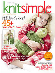 Knit Simple Holiday 2010 Holiday Cheer
