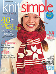 Knit Simple Winter 2008 2009