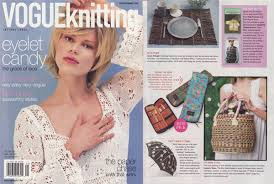 Vogue Knitting Magazine Spring Summer 2007